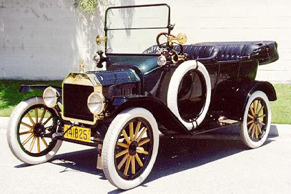 1904 Ford model T1